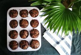 muffinki czekoladowe przepis