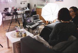 blogerki nagrywaja