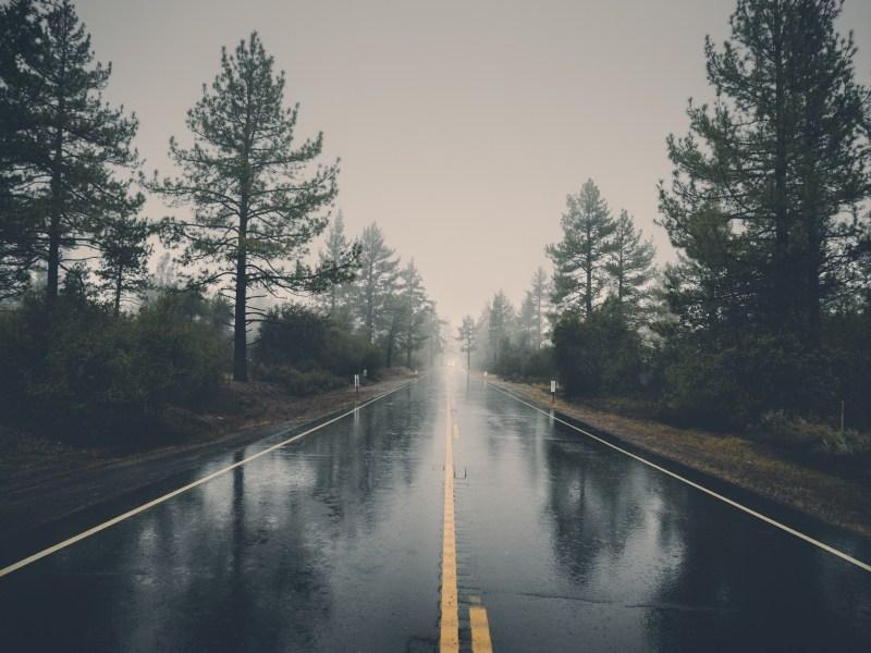 Dlaczego związek jest jak długa nocna jazda samochodem do domu