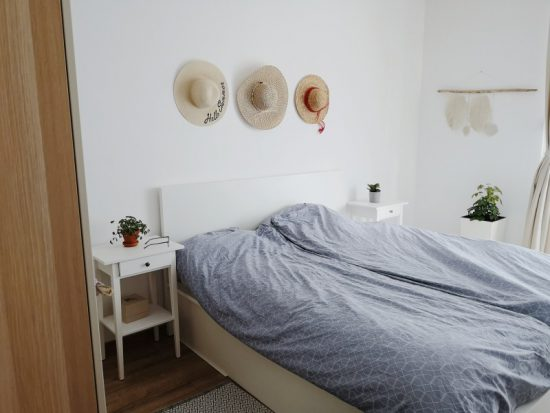 Metamorfoza naszej sypialni